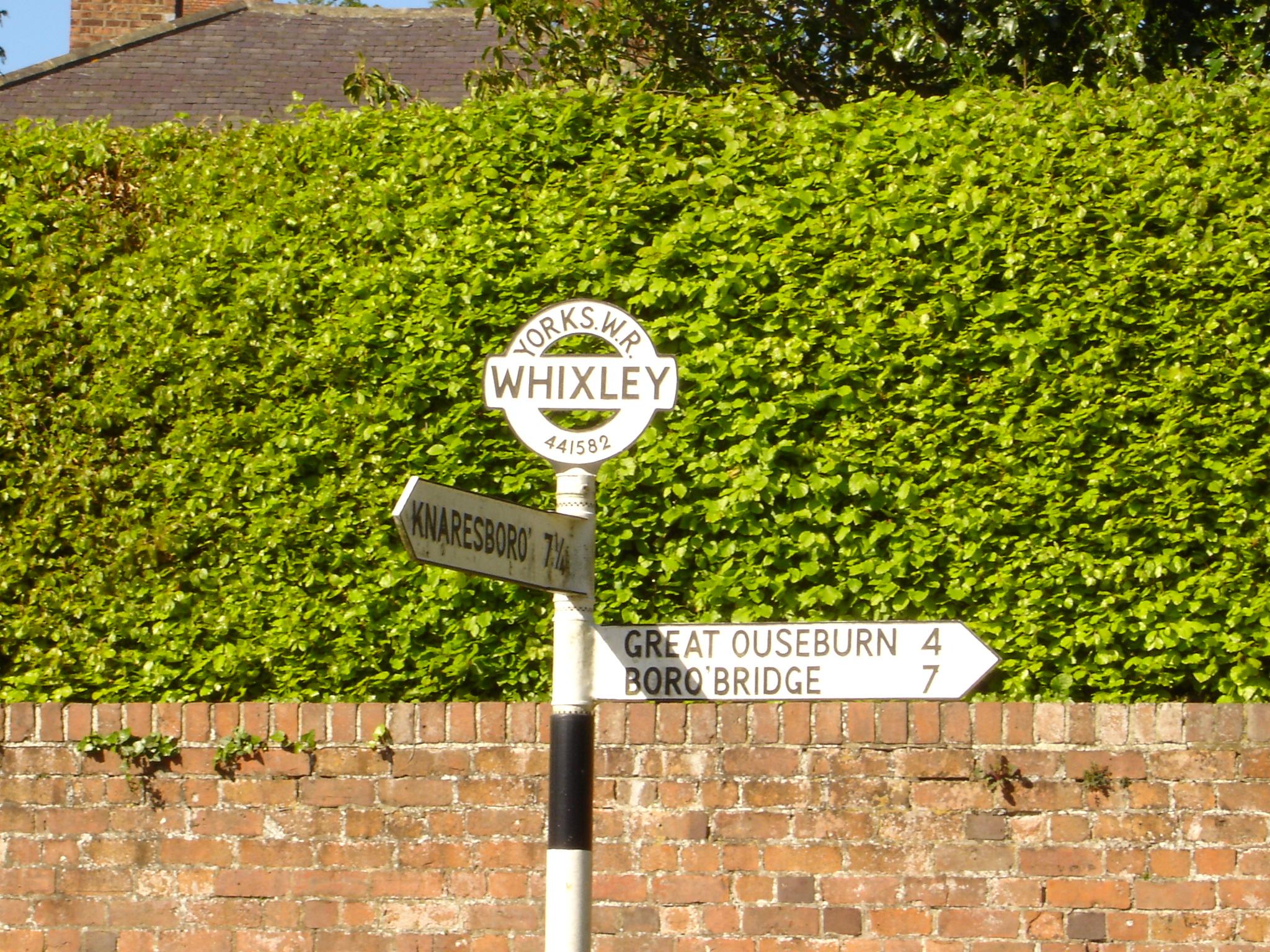 Whixley Village 020